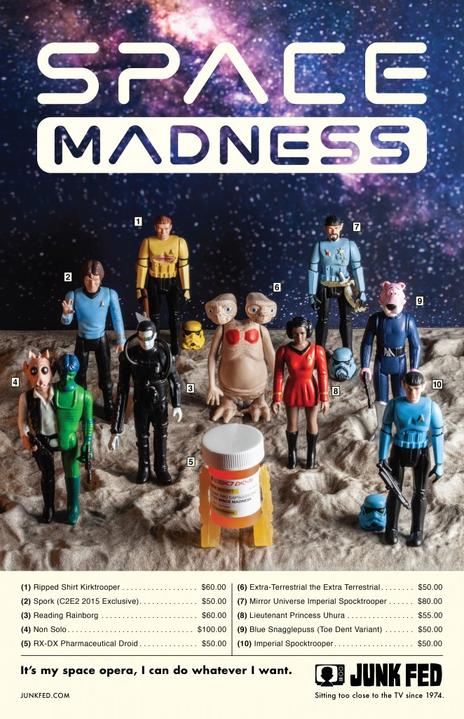 SpaceMadness Poster